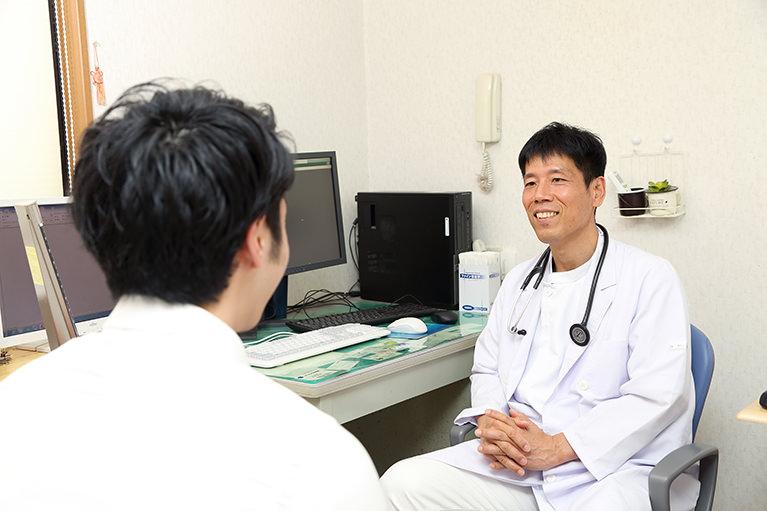患者さんに寄り添う柔軟な診療