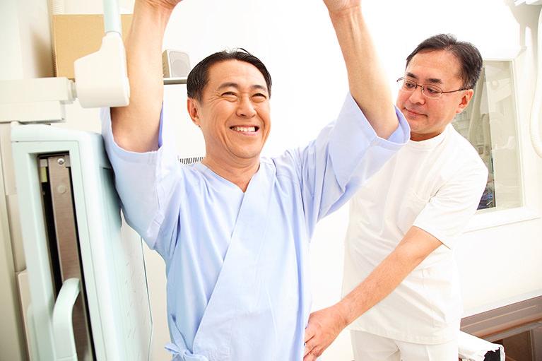 豊富な診療・検診メニュー